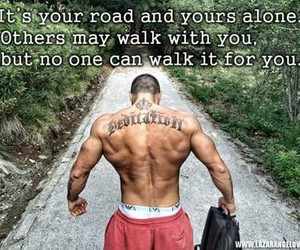 back, ripped, and bodybuilding image