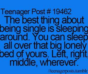 single and teenager post image