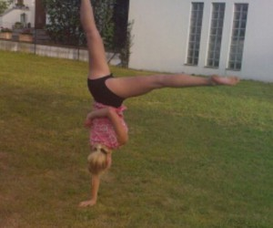 fun, sport, and gymnastic image