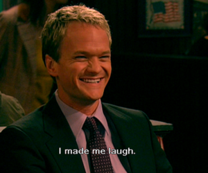 laugh, how i met your mother, and funny image