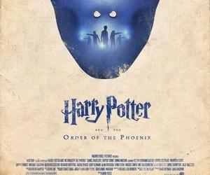 harry potter, order of the phoenix, and movie image