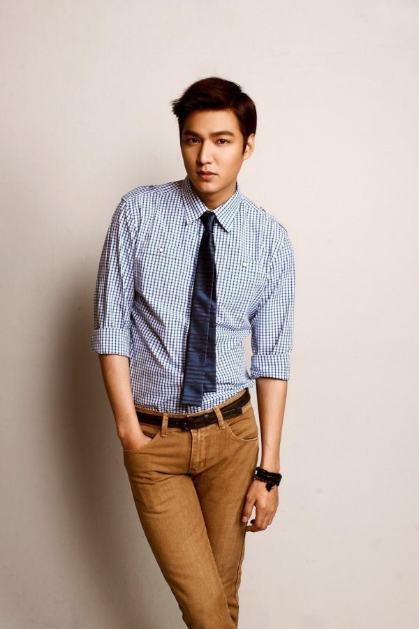 charming, handsome, and koreanmodel image