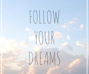 dreams, life, and motivation image