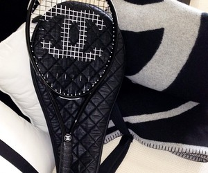 chanel, tennis, and sport image