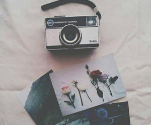 camera, vintage, and photography image