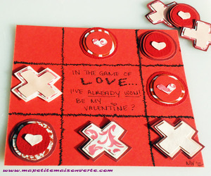 diy, red, and gift image