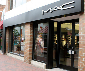mac, makeup, and store image