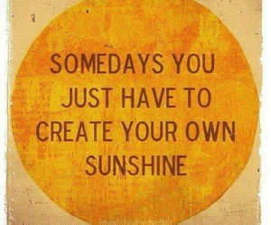 sunshine, quotes, and life image