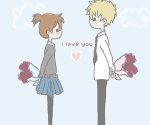 love and couple image