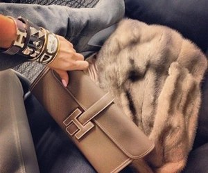 fashion, style, and hermes image