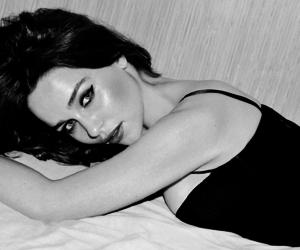 black & white, emilia, and photoshoot image