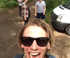 Jamie Campbell Bower, sam bower, and tristan marmont image