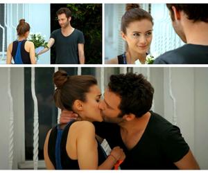 couple, kiss, and damla sönmez image