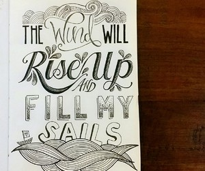 art, drawing, and quote image