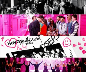 cast, cory, and glee image