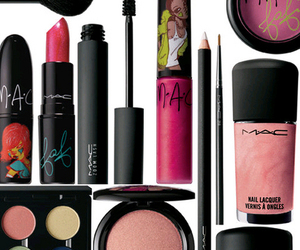 mac, makeup, and M.A.C image