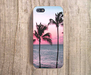 iphone, case, and beach image