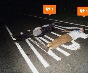 friend, grunge, and heartbreak image
