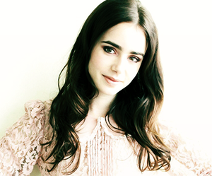 mortal instruments, clary, and lily collins image