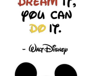 inspiration, quotes, and disney image