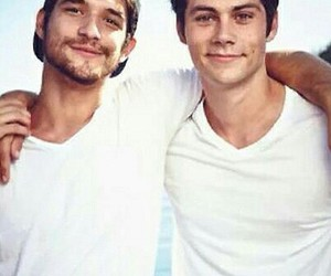 tyler posey and dylano'brien image