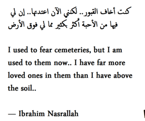 arabic, death, and i miss you image