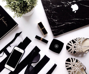 chanel, fashion, and iphone image