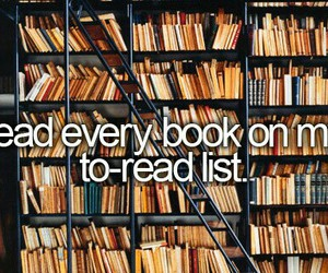 book, bucket list, and read image
