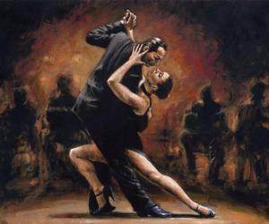 dance, tango, and art image