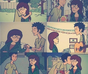 Daria, love, and mtv image