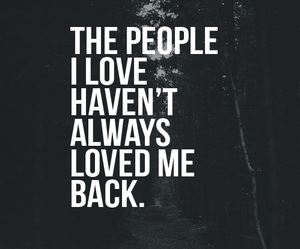 love, quote, and people image