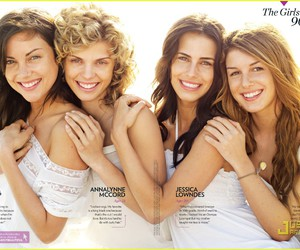 90210, Jessica Stroup, and annie image