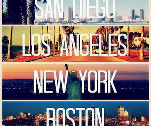boston, Miami, and new york image