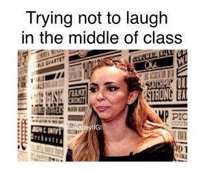 funny, laugh, and jade thirlwall image