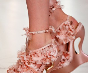 amazing, flower, and shoes image