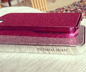 Victoria's Secret, case, and luxury image