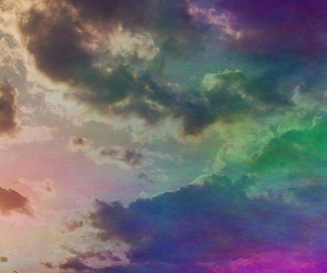 clouds, flickr, and photography image