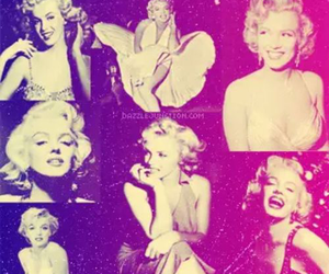 b&w, marilynmonroe, and vintage image