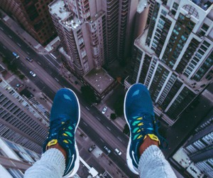 shoes, nike, and city image