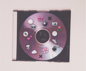 cd, cool, and music image