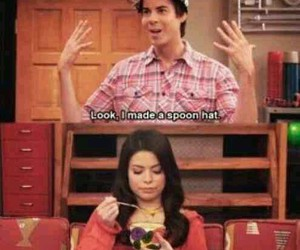 icarly, funny, and lol image
