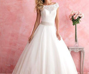 bride, dress, and classic image