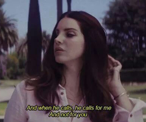 lana del rey, shades of cool, and Lyrics image