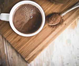 beans, cafe, and cocoa image