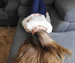 blond, hair, and myhouse image