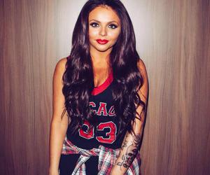 little mix, jesy nelson, and word up image