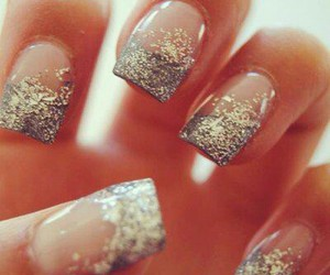 beauty, glitter, and golden image