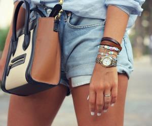 fashion, purse, and gorgeous image