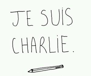 paris, je suis charlie, and charlie image