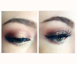 beautiful, eyeliner, and eyes image